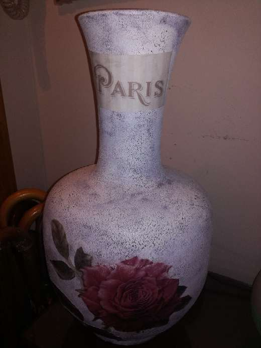 Imagen jarron de ceramica