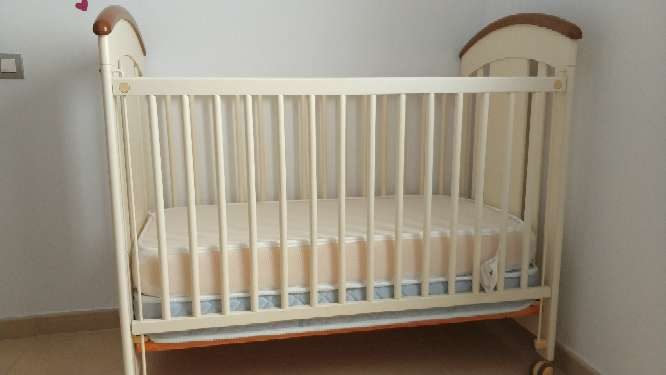 Imagen producto Cuna bebé marca Micuna  4