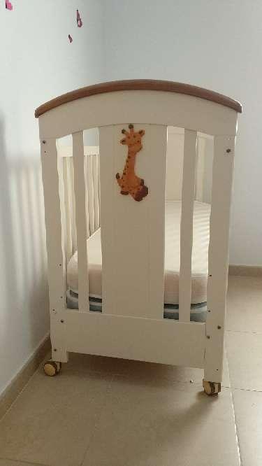 Imagen producto Cuna bebé marca Micuna  3
