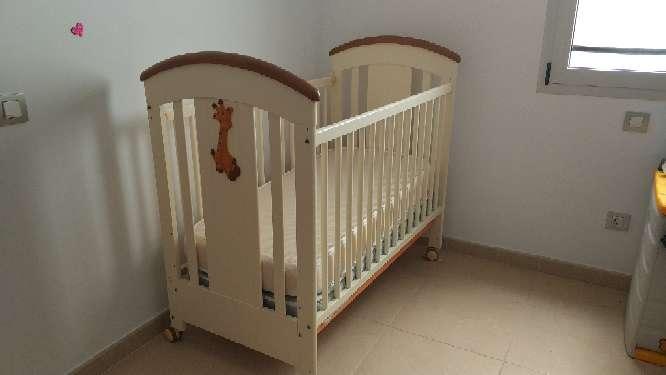 Imagen producto Cuna bebé marca Micuna  2