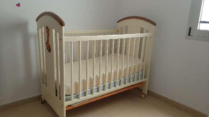 Imagen producto Cuna bebé marca Micuna  1