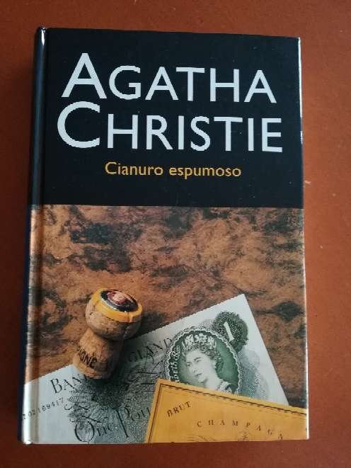 Imagen Libro Cianuro espumoso, de Agatha Christie
