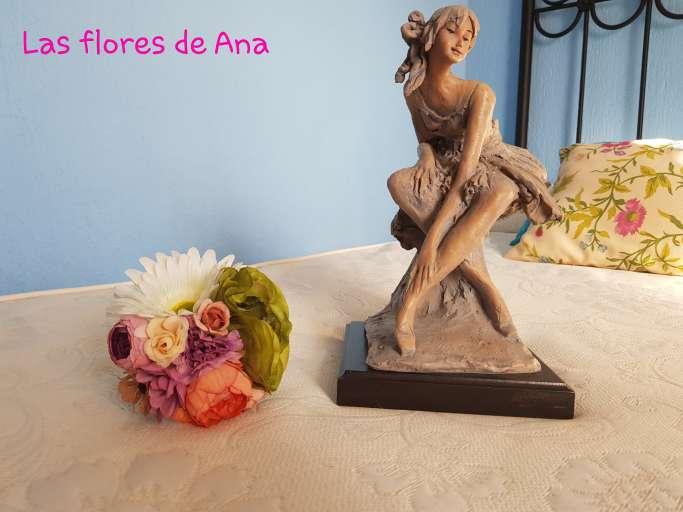 Imagen ramilletes de flamenca