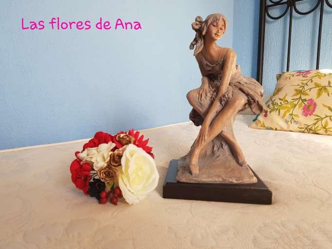 Imagen producto Ramilletes de flamenca  3
