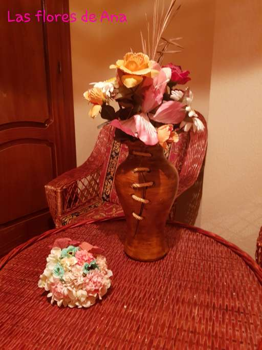 Imagen producto Ramilletes de flamenca  2