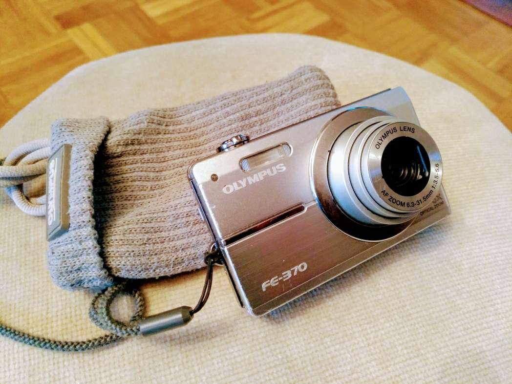 Imagen Cámara digital Olympus FE-370