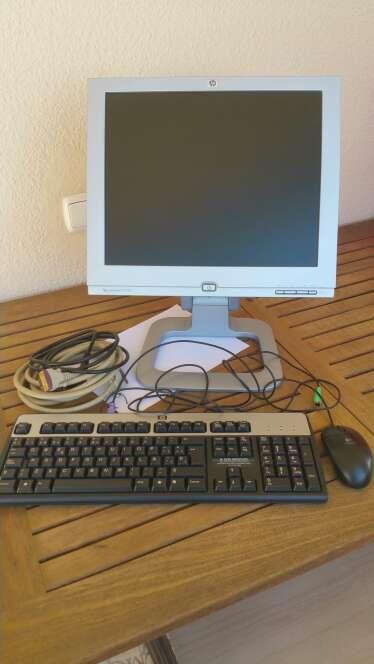 Imagen Monitor y accesorios HP