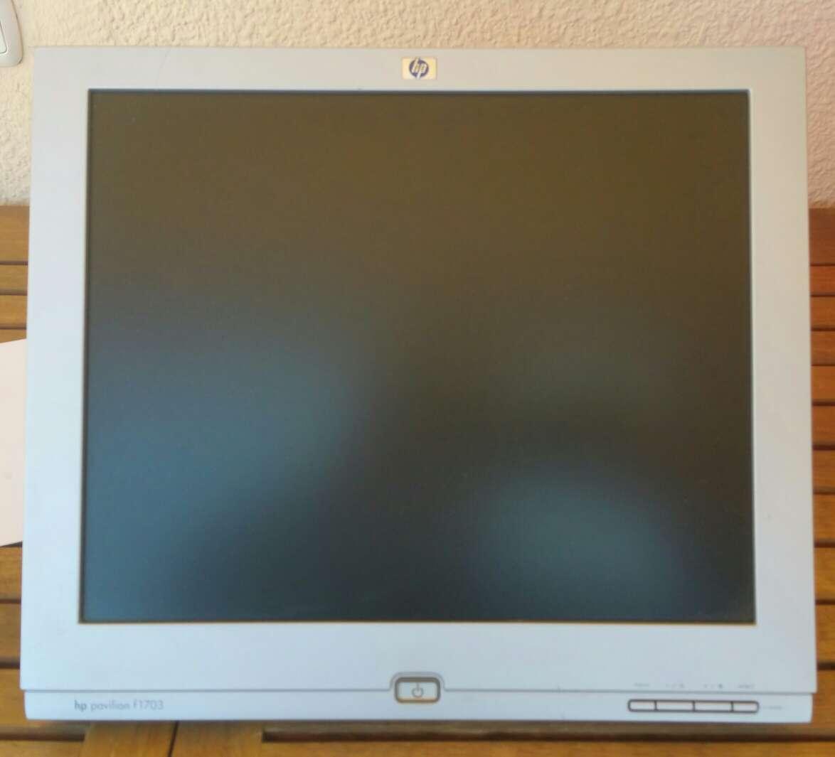 Imagen producto Monitor y accesorios HP 2