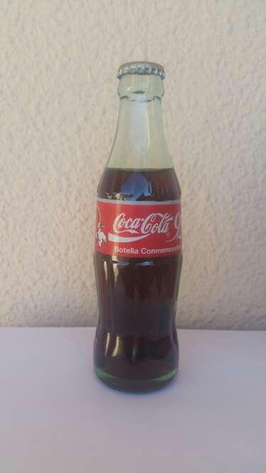 Imagen Botella Coca Cola Conmemorativa