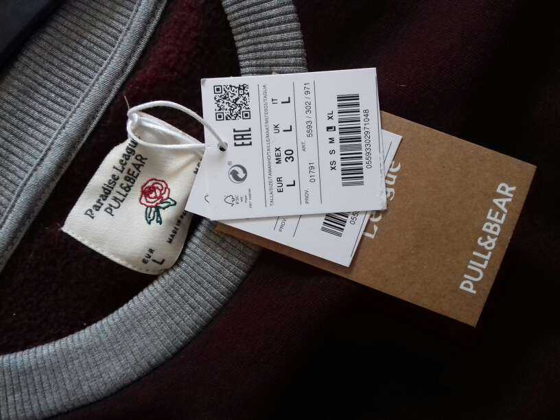 Imagen producto Pulover Pull & Bear 2