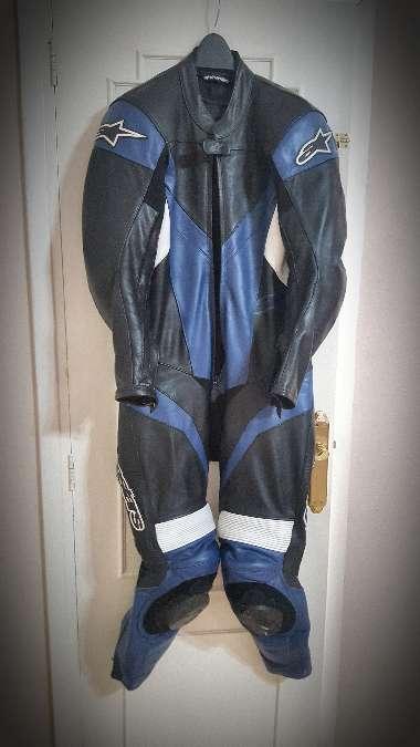 Imagen Mono moto Alpinestar