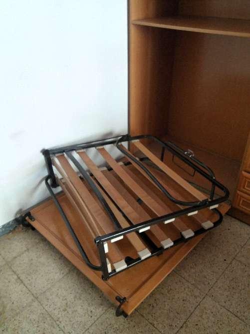 Imagen producto Armario con cama 4