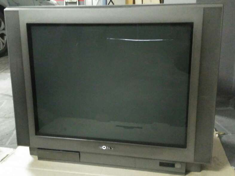 Imagen TV Sony Triniton