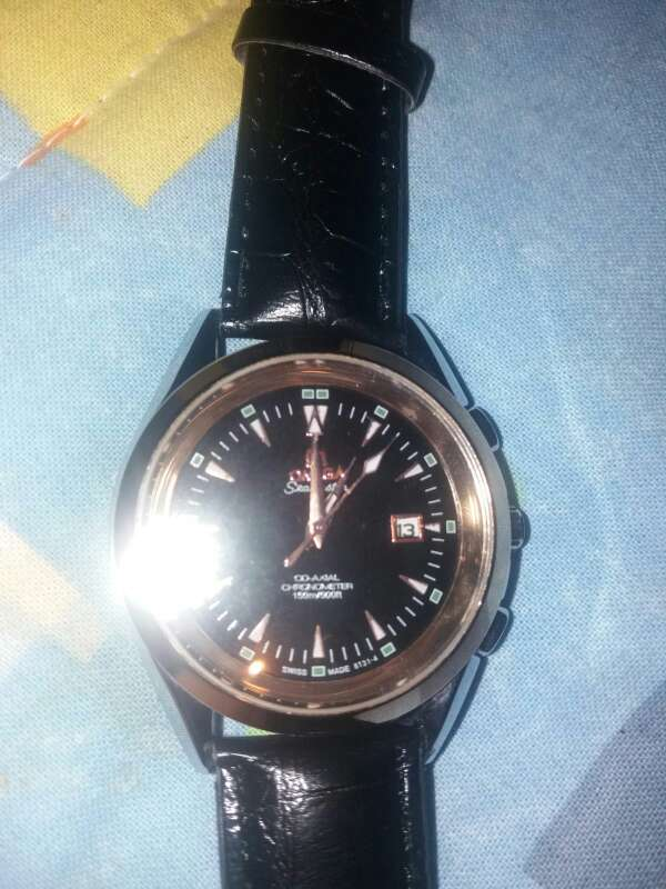 Imagen producto Reloj omega seamaster 2