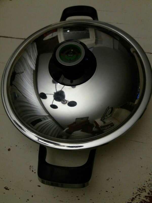 Imagen Olla plana AMC, 2,6 litros