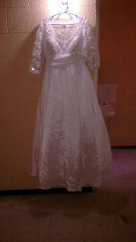 Imagen vestido nuevo de novia