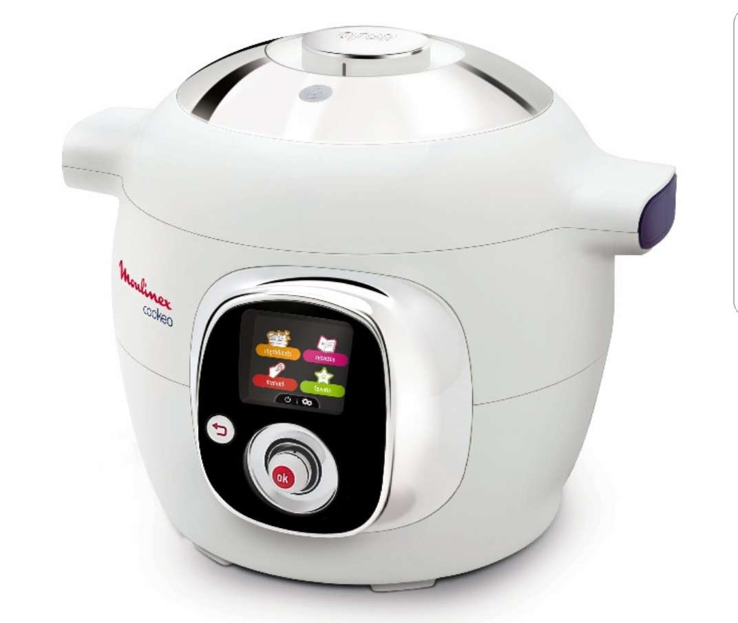 Imagen robot de cocina cookeo