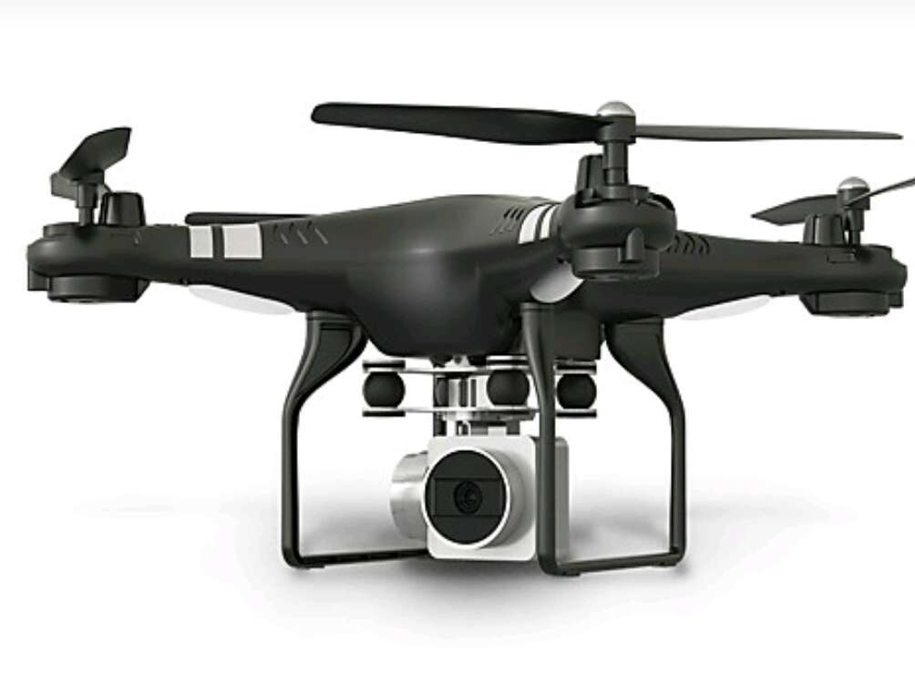 Imagen RC Dron FLYRC X53 4 Canales con camara