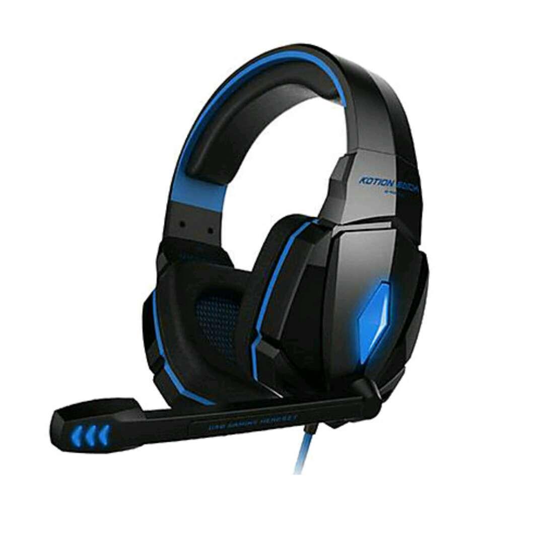 Imagen Auriculares para videojuegos g4000 nuevos