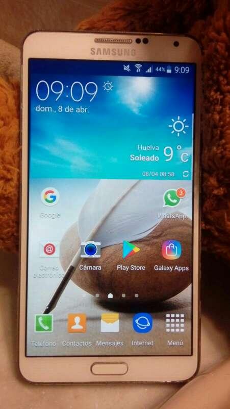 Imagen Samsung note 3 Oferta 90€