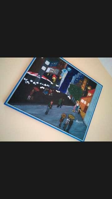 Imagen producto Cuadros al óleo, autora y originales. 3