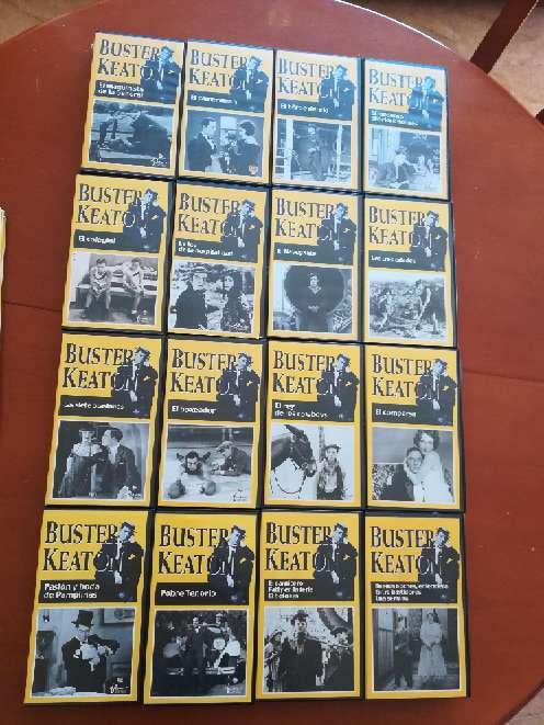Imagen 16 VHS de Buster Keaton