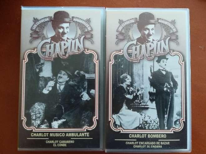 Imagen 2 VHS de Charlot