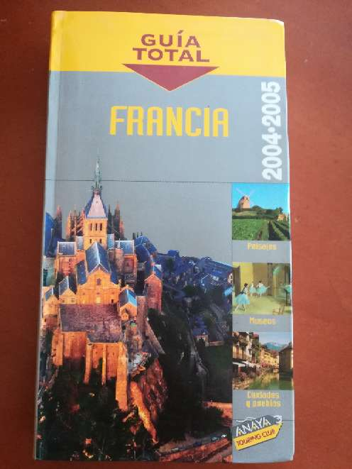 Imagen Guía turística de Francia muy completa