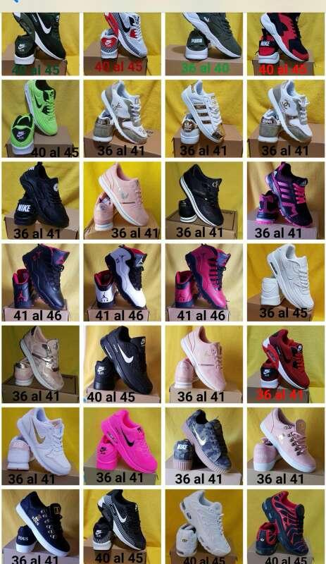 Imagen producto Bambas varios modelos 7