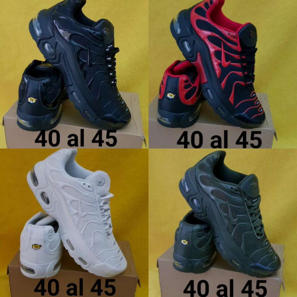Imagen producto Bambas varios modelos 5