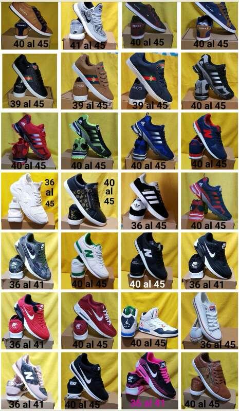 Imagen producto Bambas varios modelos 9