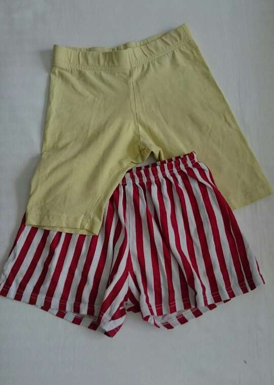 Imagen 2 Pantalones cortos niña