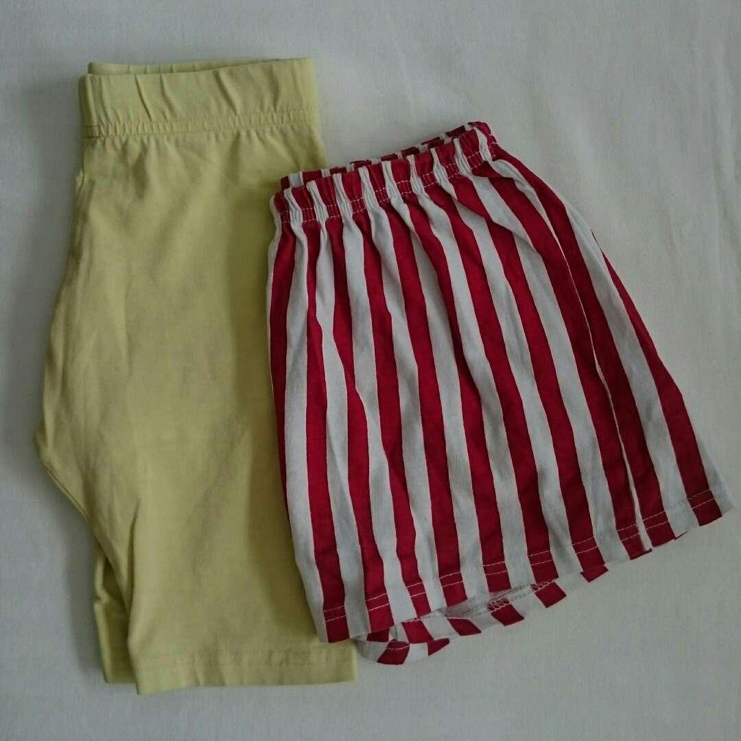 Imagen producto 2 Pantalones cortos niña  2