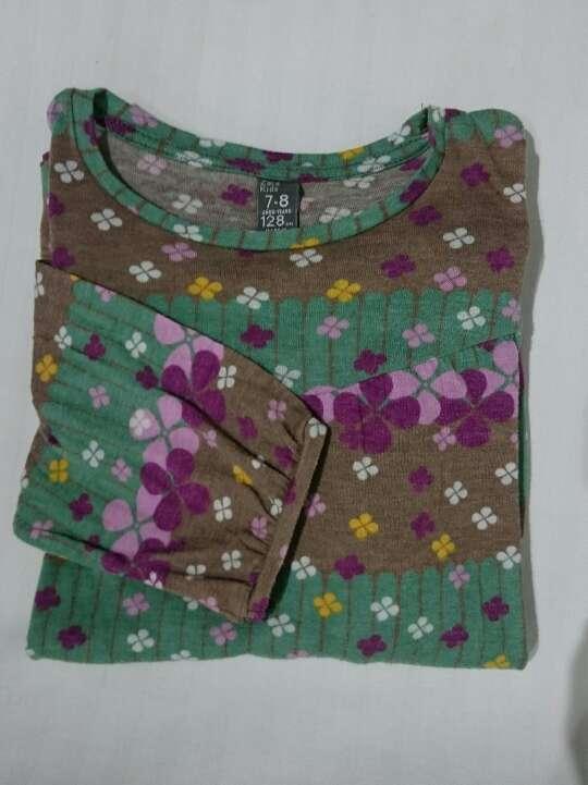Imagen producto Camiseta ZARA Flores niña  3