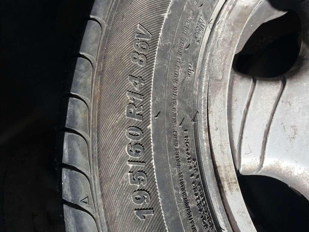 Imagen producto Se vende ruedas 2