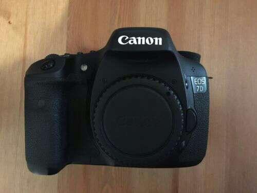 Imagen canon eos 7d 18mpx