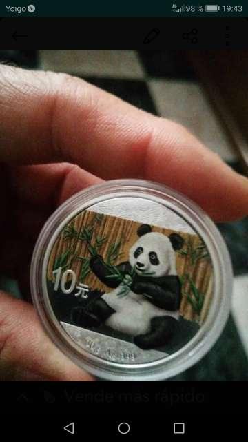 Imagen producto Monedas de Plata 1 onza  10