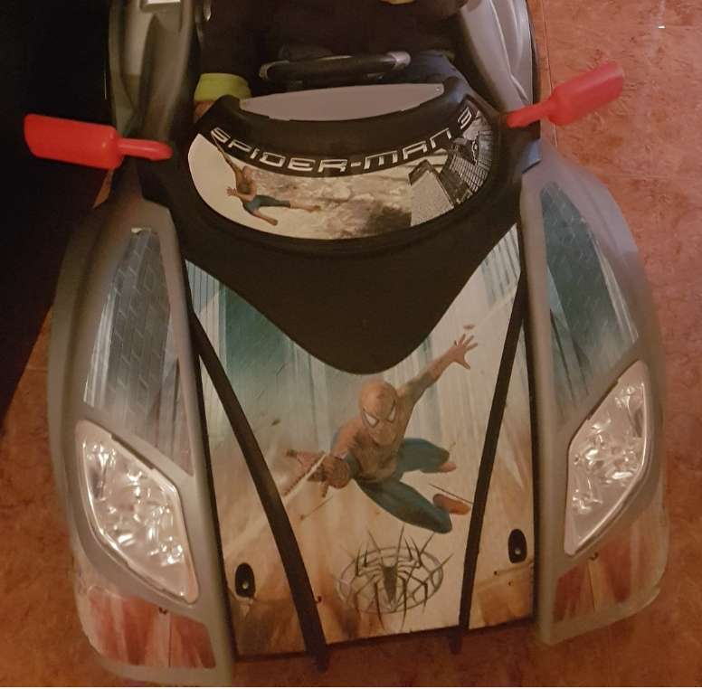 Imagen Vendo coche de bateria