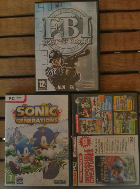 Imagen producto Juegos para PC 4