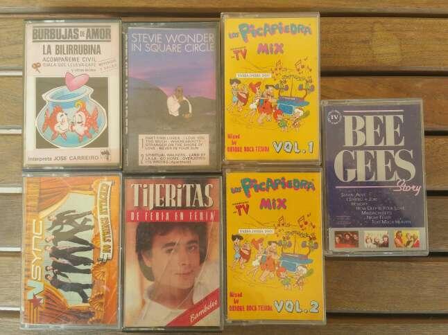 Imagen producto Cassettes de música 3