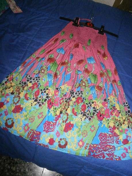Imagen vestido talla L/XL