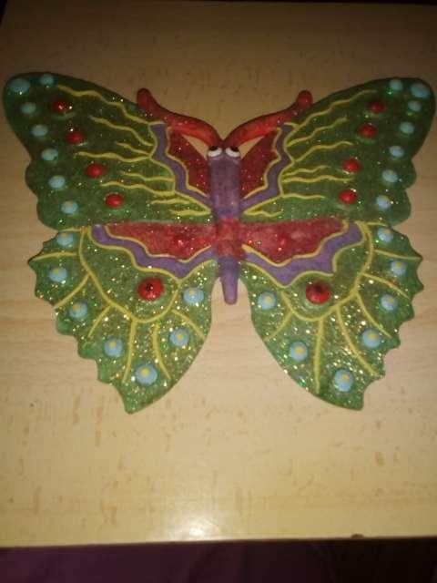 Imagen mariposa decoración