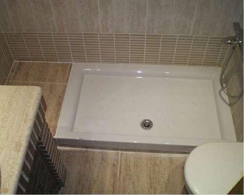 Imagen producto Cambiar bañera por plató ducha 7