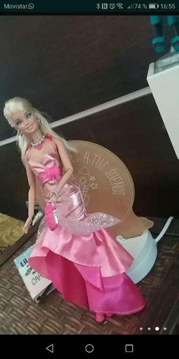 Imagen producto Barbie doll fashionista  3
