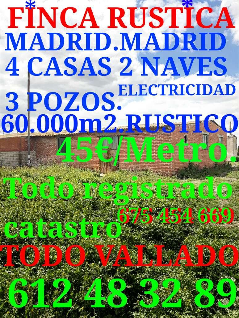 Imagen producto Finca rustica en madrid vendo  2
