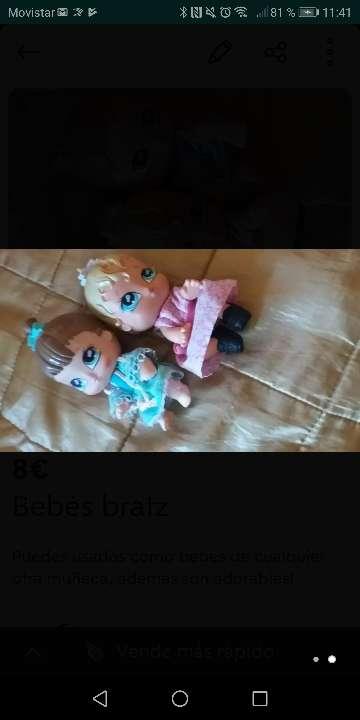 Imagen producto Bebé bratz 2
