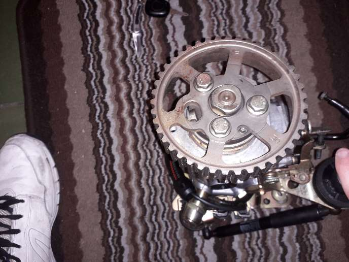 Imagen producto Bomba de inyección diésel peugo206 3