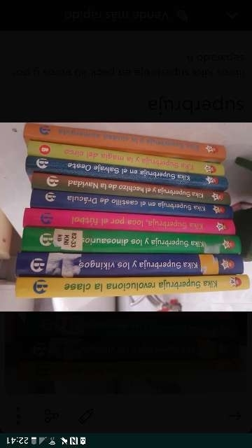Imagen producto Pack libros superbruja 1