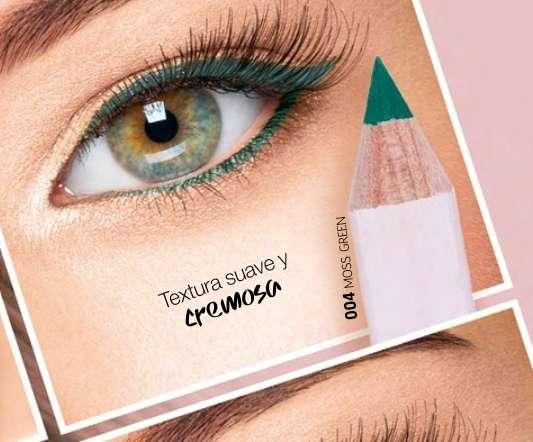 Imagen Lápiz de ojos verde