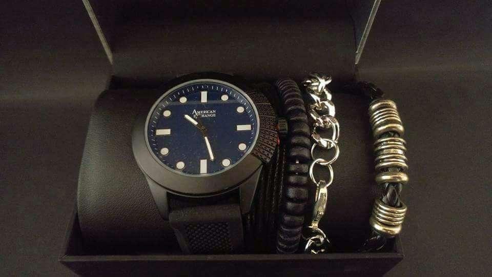 Imagen reloj american exchange
